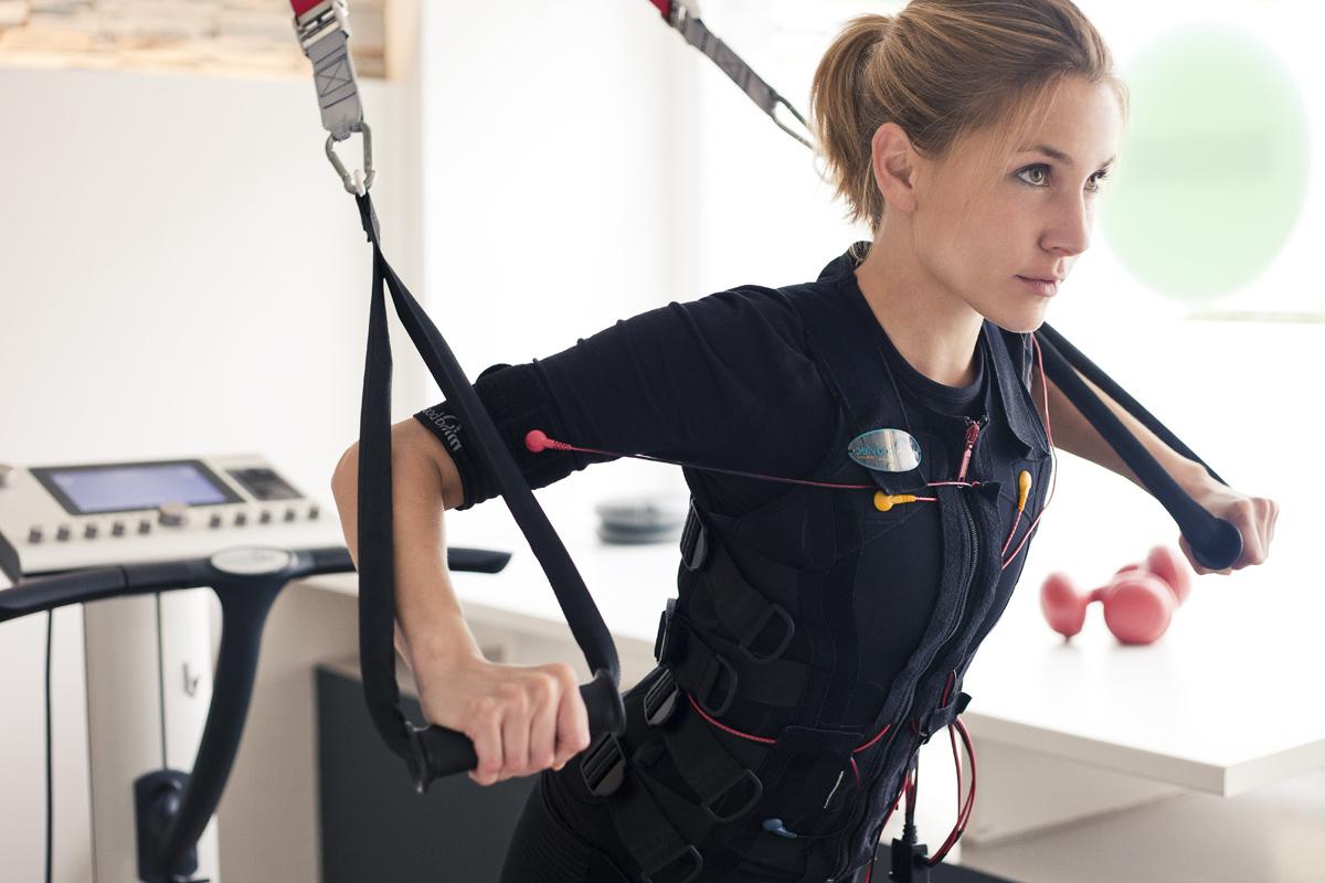 EMS-Training & Fitnesskurse